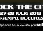 Cocert Enslaved si Spineshank la Rock The City 2013 la Romexpo