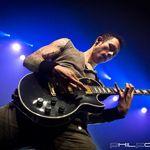 Trivium: Interviu cu Matt Heafy in dus (video)