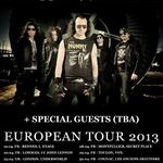 Moonspell anunta un nou turneu european