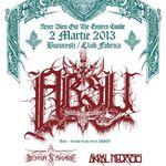 Programul concertului ABSU la Bucuresti