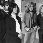 Remix intre Led Zeppelin si The Beatles (video)