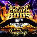 Metallica: Headliner la Revolver Golden Gods Awards 2013