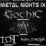 Bucharest Metal Nights IX, joi in club Fabrica din Bucuresti