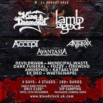 Noi nume confirmate la Bloodtock 2013