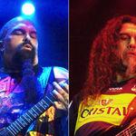 Slayer au revenit pe scena...fara Hanneman si Lombardo (video)