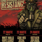 Argus Megere, Cadavrul si Spinecrusher lanseaza materiale noi in cadrul Underground Metal Resistance Fest