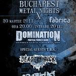 Biletele pentru Bucharest Metal Nights X au fost puse in vanzare