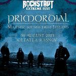 Concert PRIMORDIAL la Rockstadt Extreme Fest la Rasnov