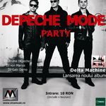 Depeche Mode Party in Club Ageless pe 30 martie