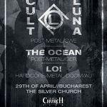 Cult Of Luna, show de 90 de minute pentru Romania
