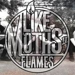 Like Moths To Flames intra in studio