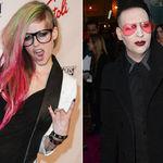 Marilyn Manson, duet cu Avril Lavigne