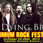 Concert My Dying Bride la Maximum Rock Festival la Bucuresti