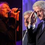 Led Zeppelin: L-am refuzat pe Bill Clinton (video)