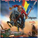 Iron Maiden ajung in Romania cu avionul pilotat de Bruce Dickinson