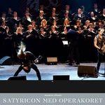 Satyricon vor concerta alaturi de Corul National Norvegian