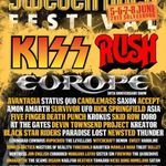 Rush: Sweden Rock 2013 va fi un test