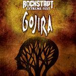 Concert GOJIRA la Rockstadt Extreme Fest la Rasnov