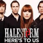 Halestorm - Here's To Us (new lyric video)