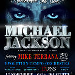 A Show To Remember Michael Jackson feat. Mike Terrana - un omagiu deosebit