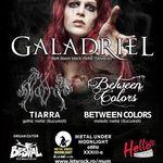 Scarlet Moon canta in deschiderea concertului Galadriel