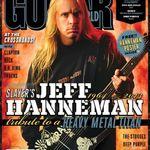 Jeff Hanneman lucra la piese noi Slayer