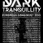 Dark Tranquillity pornesc in turneul european Construct