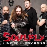 Soulfly au cantat o piesa noua in Franta (video)