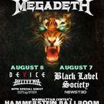 Dave Mustaine - Despre absenta DEVICE si HELLYEAH de la concertul
