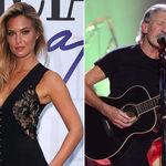Modelul Bar Refaeli ii cere lui Roger Waters sa nu ii mai foloseasca imaginea