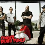 Five Fingers Death Punch featuring Maria Brink (In This Moment) - Anywhere But Here
