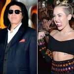 Gene Simmons: Miley Cyrus