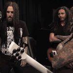 Korn la repetitii pentru noul turneu (video)