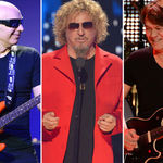 Sammy Hagar: Joe Satriani este mai fluent