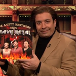 Metallica, Iron Maiden si Black Sabbath in varianta Folk in showul lui Jimmy Fallon