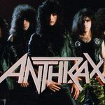 ANTHRAX - 4 CD Box Set - ''The Island Years 1985-1990''