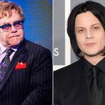 Jack White si Elton John vor colabora intr-un proiect BBC