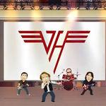 Van Halen incununeaza unirea crestinilor, musulmanilor si iudeilor...