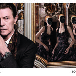 David Bowie in noua reclama Louis Vuitton