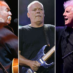 David Gilmour inregistreaza un nou album alaturi de Graham Nash si David Crosby
