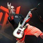 Chitaristul Anthrax, Scott Ian ...