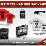MANOWAR: Promotii de Black Friday si de sarbatori in magazinul online The Kingdom Of Steel (SUA)