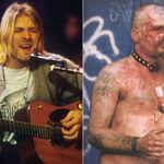 Rezultatul unei intalniri istorice intre GG Alin si Kurt Cobain