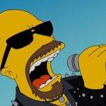 Judas Priest in varianta animata The Simpsons