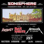 Noi nume confirmate pentru Sonisphere 2014 Anglia