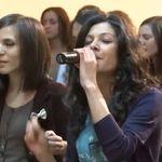 Top 16 piese mashup intre Scoala Biblica din Cluj si trupele rock/metal