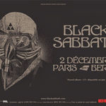 Filmari cu Black Sabbath in Paris