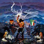Manowar a dezvaluit coperta spate a albumului Kings Of Metal MMXIV