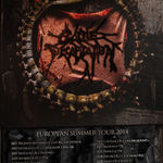 Cattle Decapitation si Possessed pornesc in turneu european