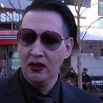 Marilyn Manson, primele poze pe platoul de filmari pentru Sons Of Anarchy
